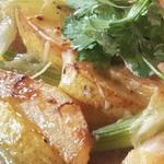 Vegetarische Leckerei – Fenchel-Birnen-Dinkelpizza