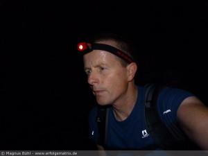 Watzmann-Überschreitung am 01. August 2013 - mit Stirnlampe