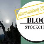 Blogstöckchen aufgeschnappt – Jahresanfang 2014