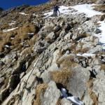 Abstieg vom Aggenstein