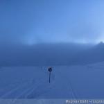Wildspitze im Winter - Mittelbergferner