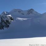 Wildspitze im Winter - die Wildspitze schon im Blick