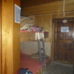 Braunschweiger Hütte Winterraum - Schlafraum