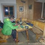 Braunschweiger Hütte Winterraum - gemütlich