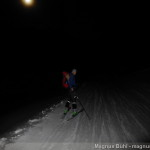 Wildspitze - Aufstieg im Mondlicht
