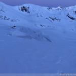 Hintere Schwärze - Gletscherbruch am Marzellferner