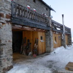 Hintere Schwärze - Martin-Busch-Hütte - Winterraum