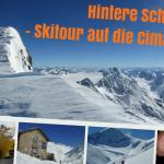 Hintere Schwärze – Skitour auf die Cima Nera