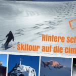 Hintere Schwärze – Skitour auf die Cima Nera (2)
