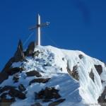 Hintere Schwärze - Gipfelkreuz