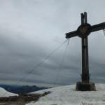 Gipfelkreuz Thaneller