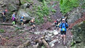 Zugspitz Ultratrail - die ersten Kilometer