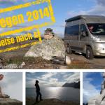 Norwegen 2014 – unsere Reise nach A