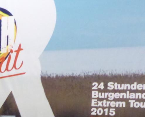 Burgenland Extremtour 2015 - Leben, Lieben, Bewegen