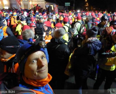 Kurz vor dem Start in Oggau zur Burgenland Extremtour