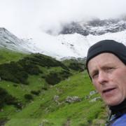 Zugspitz Ultratrail - Aufstieg zum Scharnitzjoch (2.048m)