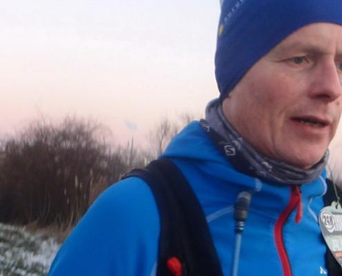 Magnus Bühl bei der Burgenland Extrem 2016