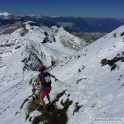 Abstieg vom Faulhorn - Eigerultratrail