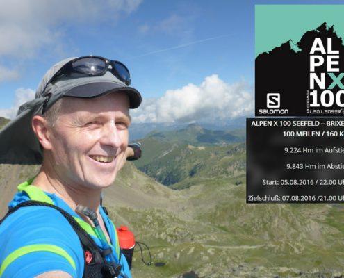Alpen X 100 Vorbericht