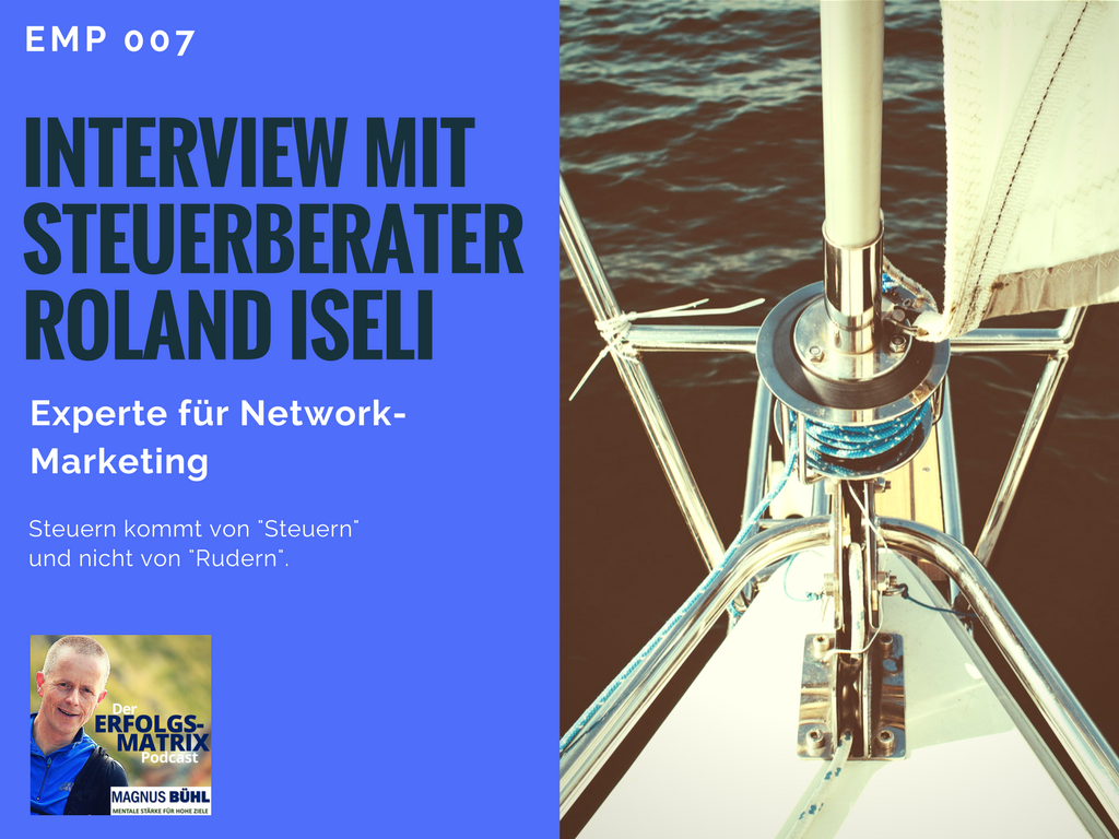Interview mit Steuerberater Roland Iseli - EMP007