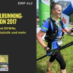 Trailrunning-Saison 2017 – UPS an DOWNs – DUV-Statistik